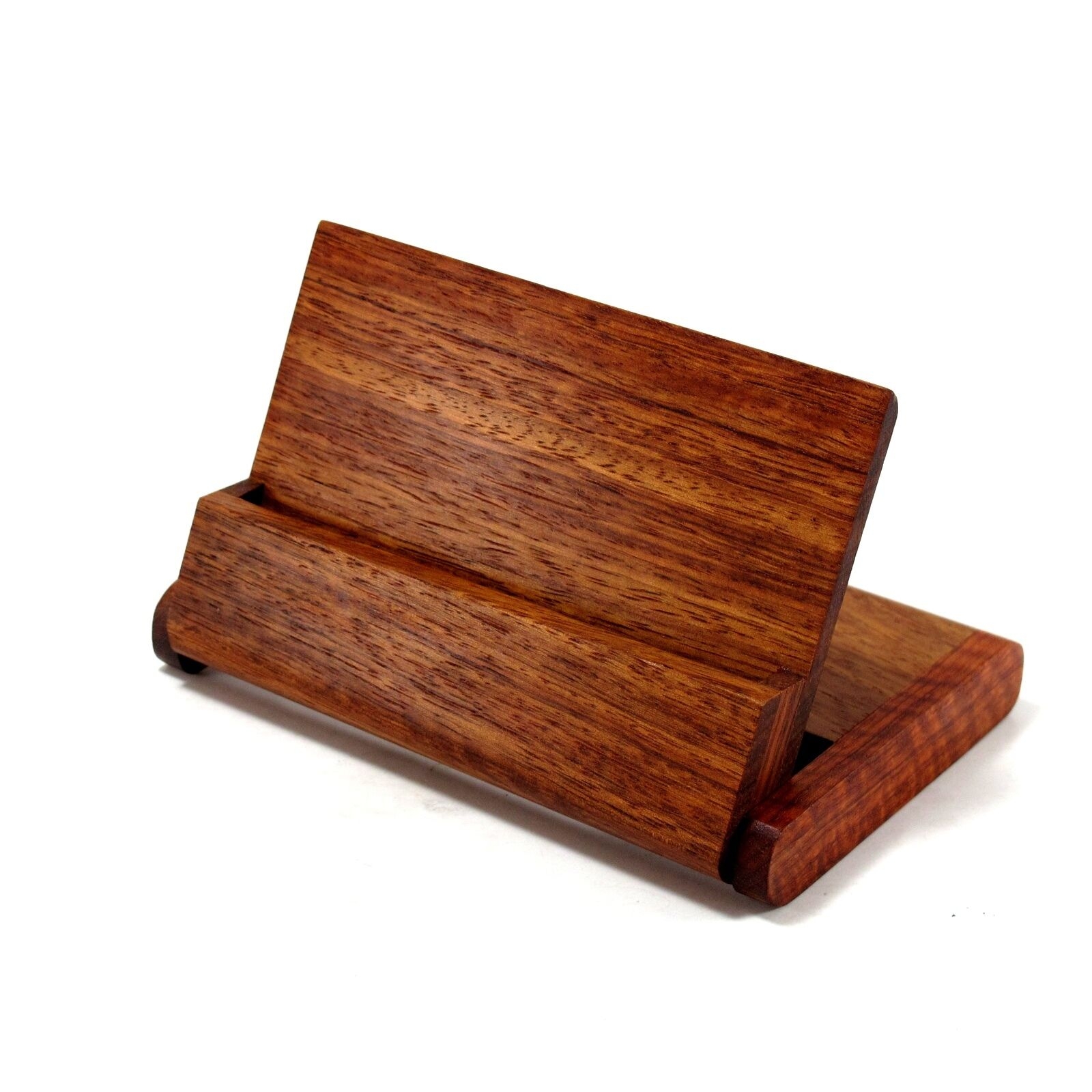Hộp đựng name card bằng gỗ NC091 lật ngược để bàn