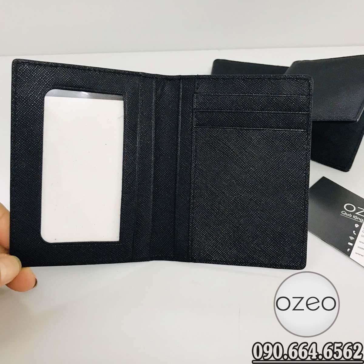 Mặt bên trong của ví VNC01