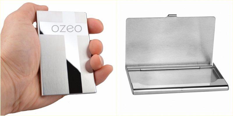 Ví đựng name card kim loại NC062